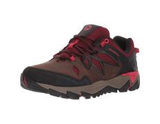 Zapato Merrell All Out Blaze 2 W Marrón/Rojo