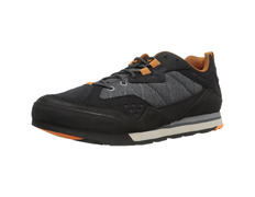 Zapato Merrell Burnt Rock Negro/Gris/Naranja