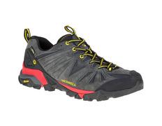 Zapato Merrell Capra GTX Gris/Amarillo