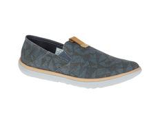 Zapato Merrell Duskair Moc Gris/Marrón