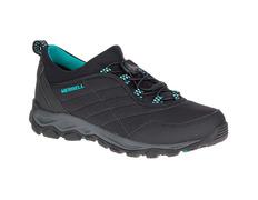 Zapato Merrell Ice Cap 4 Stretch Moc W Negro