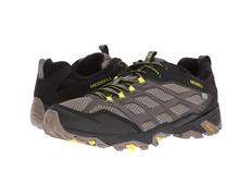 Zapato Merrell Moab Fst GTX Gris/Negro/Amarillo