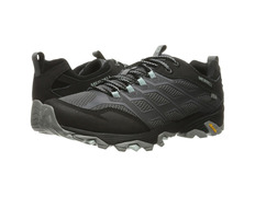Zapato Merrell Moab Fst GTX W Gris/Negro
