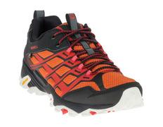Zapato Merrell Moab Fst GTX Naranja/Negro