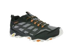Zapato Merrell Moab Fst GTX Negro/Gris/Naranja