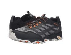 Zapato Merrell Moab Fst GTX Negro/Naranja
