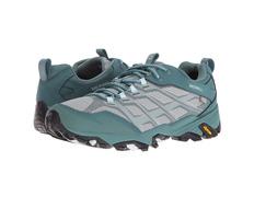 Zapato Merrell Moab Fst GTX W Turquesa