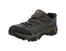 Zapato Merrell Moab 2 GTX W Kaki/Gris