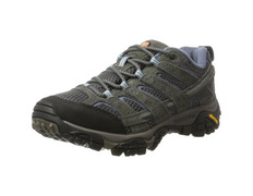 Zapato Merrell Moab 2 Vent W Gris/Azul