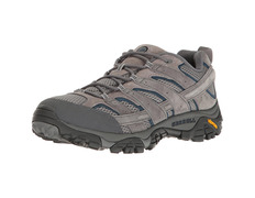 Zapato Merrell Moab 2 Vent Gris/Azul