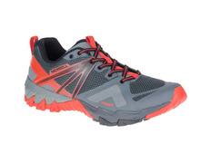 Zapato Merrell Mqm Flex Gris/Rojo