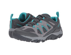 Zapato Merrell Outmost Vent GTX W Gris/Turquesa