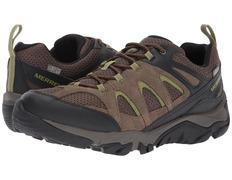 Zapato Merrell Outmost Vent GTX Marrón/Verde