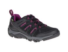 Zapato Merrell Outmost Vent W GTX Negro/Fucsia
