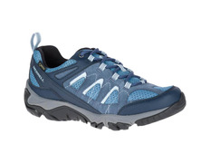 Zapato Merrell Outmost Vent GTX W Azul/Negro