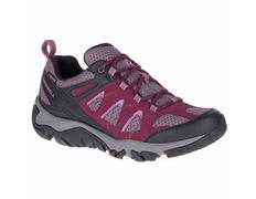 Zapato Merrell Outmost Vent GTX W Morado/Negro