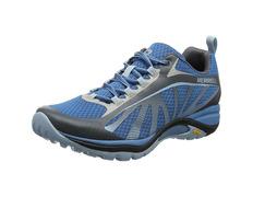 Zapato Merrell Siren Edge W Azul/Gris