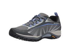 Zapato Merrell Siren Edge W Gris/Azul