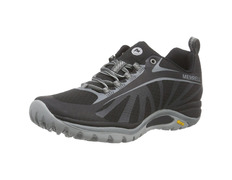Zapato Merrell Siren Edge W Negro/Gris