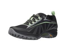 Zapato Merrell Siren Edge WTPF W Negro/Verde Agua