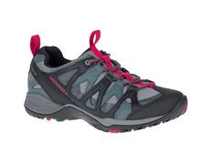 Zapato Merrell Siren Hex Q2 GTX W Gris/Negro/Fucsia