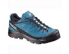 Zapato Salomon X Alp LTR GTX W Azul/Negro