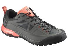 Zapato Salomon X Alp Spry W Gris/Rosa