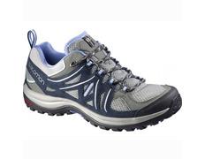 Zapato Salomon Ellipse 2 Aero W Gris/Lavanda
