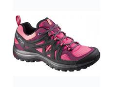 Zapato Salomon Ellipse 2 Aero W Rosa/Violeta/Negro