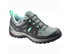 Zapato Salomon Ellipse 2 GTX W Gris Verdoso/Negro