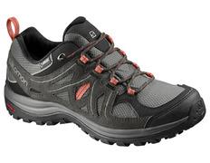 Zapato Salomon Ellipse 2 GTX W Negro/Gris/Salmón