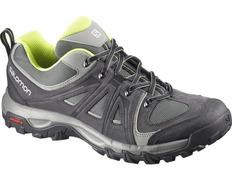 Zapato Salomon Evasion Aero Gris/Kaki/Negro
