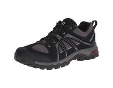 Zapato Salomon Evasion Aero Negro/Gris