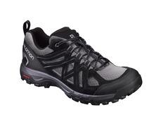 Zapato Salomon Evasion 2 Aero Negro/Gris