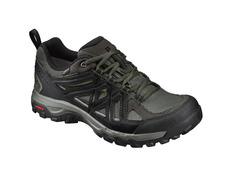 Zapato Salomon Evasion 2 GTX Kaki/Negro