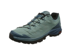 Zapato Salomon Outpath GTX Verde Agua