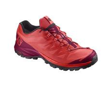 Zapato Salomon Outpath GTX W Rojo/Morado