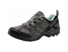 Zapato Salomon Redwood W Gris/Turquesa/Negro