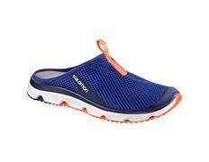 Zapato Salomon RX Slide 3.0 Azul/Naranja