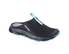 Zapato Salomon RX Slide 3.0 W Negro/Turquesa