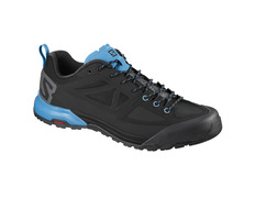 Zapato Salomon X Alp Spry Negro/Azul