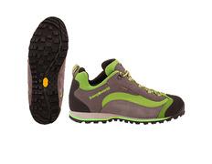 Zapato Trango Shangu Gris/Verde 003