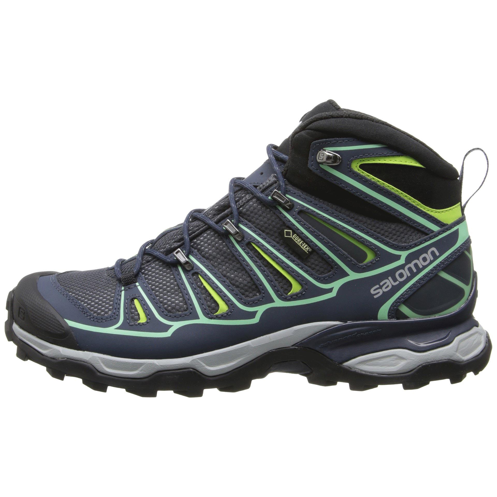 Outdoor Gris Salomon femmes X Ultra 3 Gore Tex chaussure