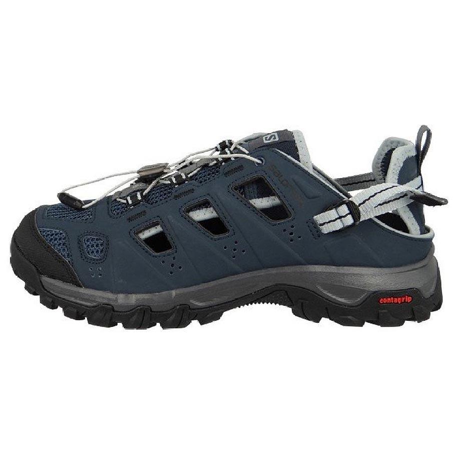Sandalias Salomon Evasion Cabrio  Talla 40 EU Zapatos blancos de verano Vans para mujer  Kletterschuhe Typhoon  verde/negro coMEzCkP