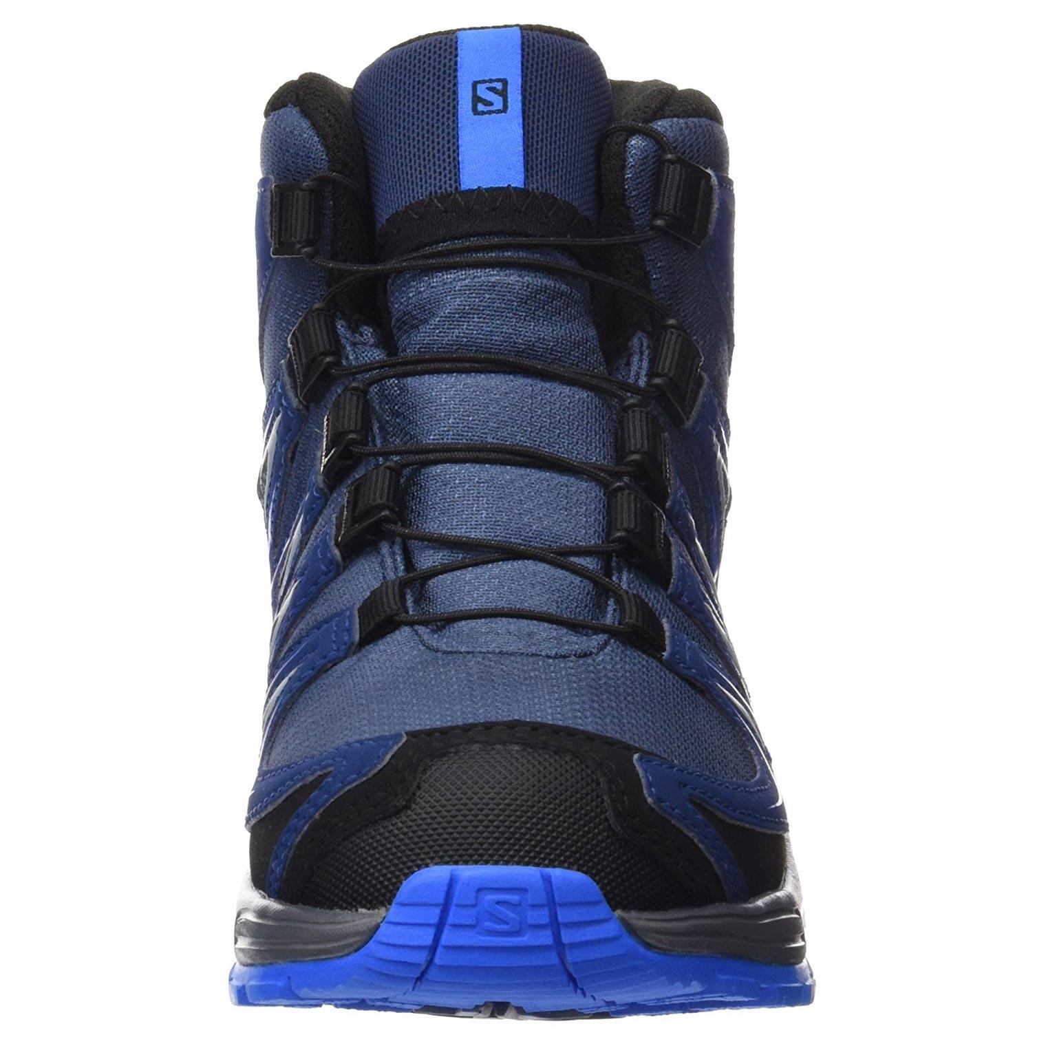 908d966c96 ... Bota Salomon XA PRO 3D MID CSWP J Marino/Azul/Negro, Img 7