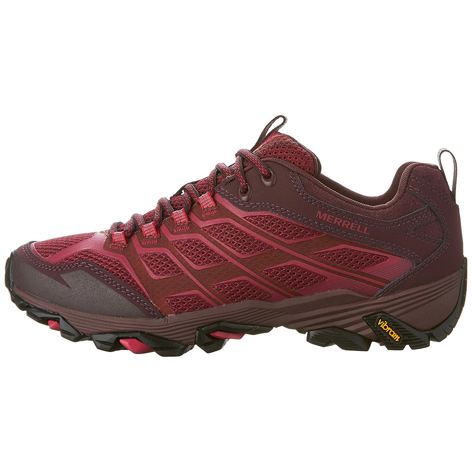 Zapatos morados Merrell Moab para mujer cc4hWL3