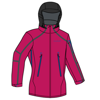 Chaqueta Windstopper Trango TRX2 Soft II WM 240