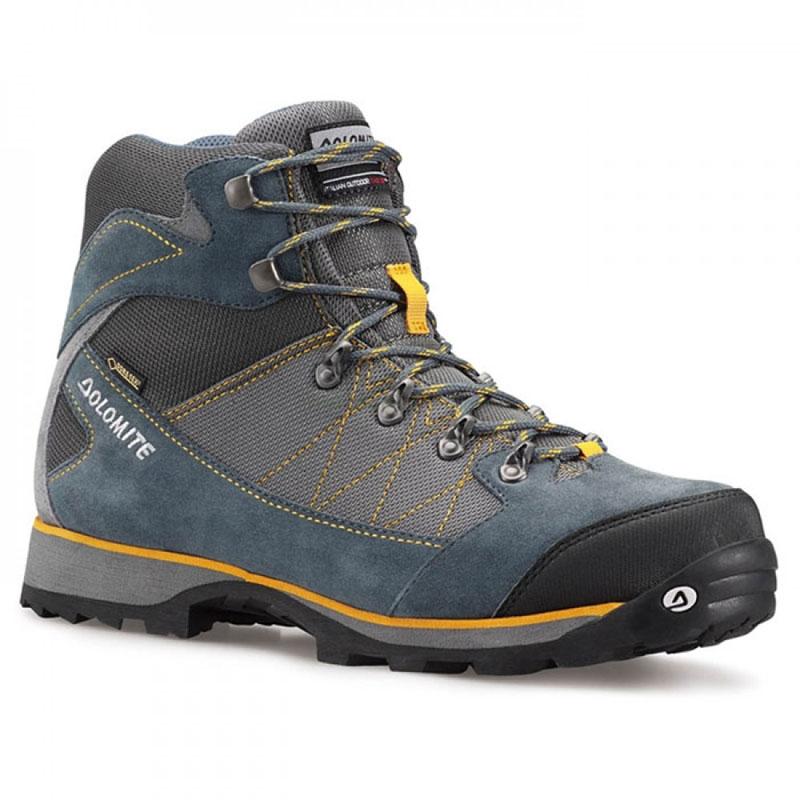 Zapatos azules Dolomite Davos para hombre 9sBvcVEobK