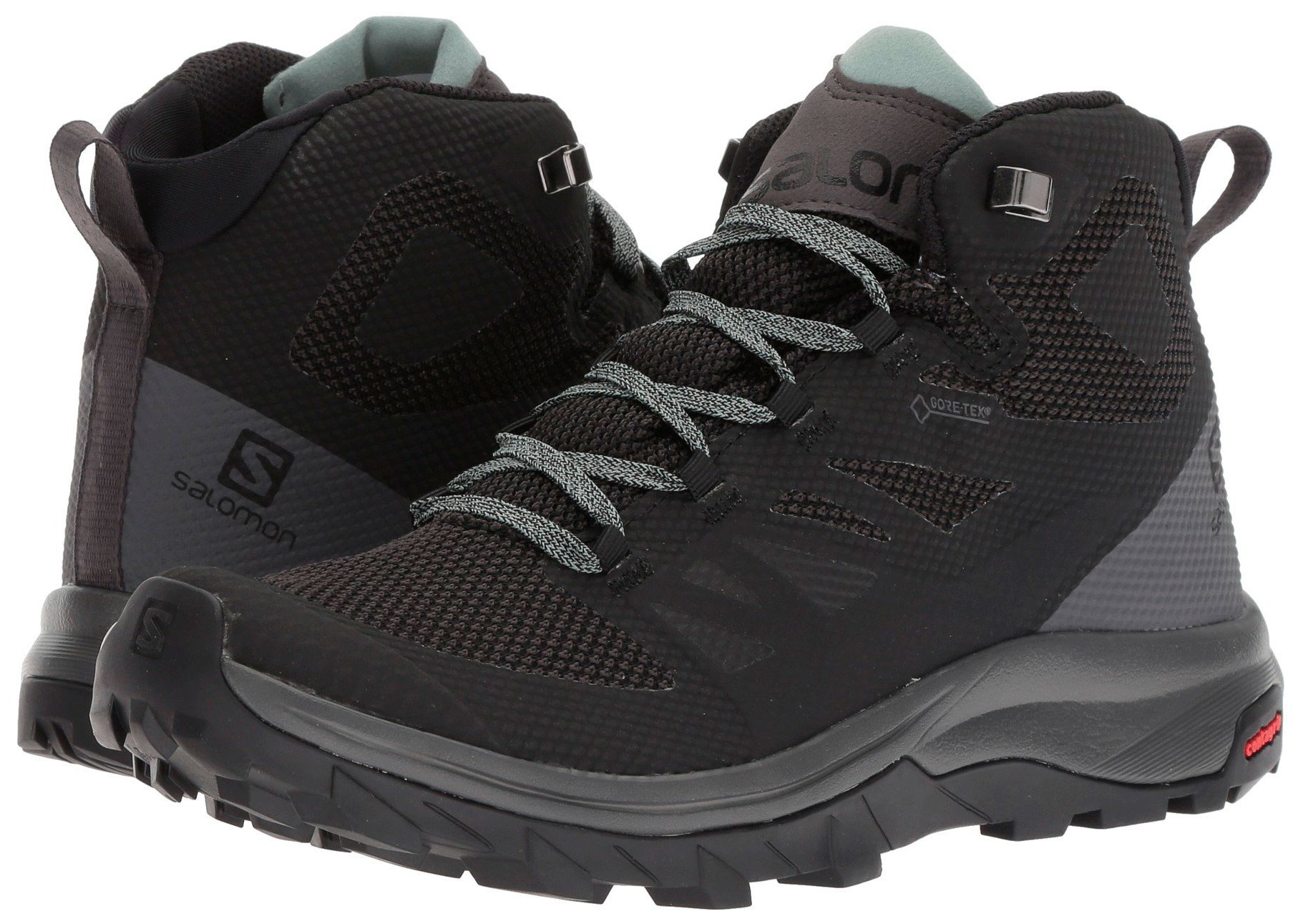 salomon outline gtx mid womens 2019