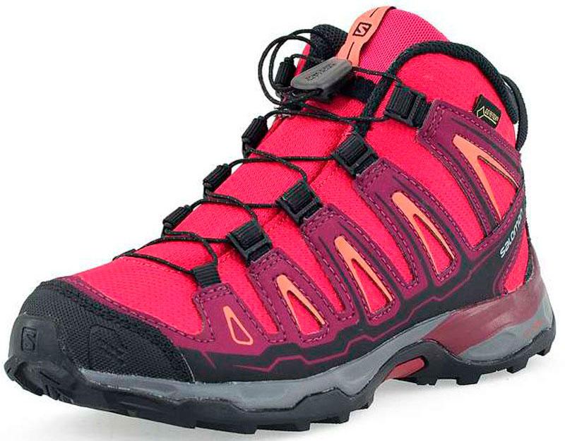salomon xa pro 3d ultra gtx bota rosa
